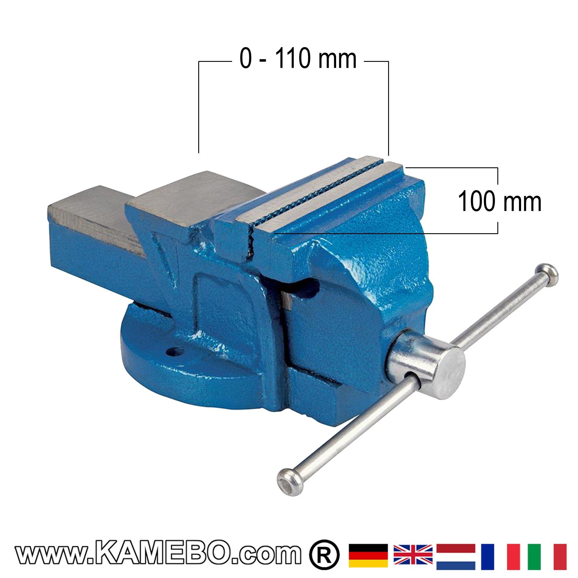 5 kg Ingenieurs Schraubstock 100 mm