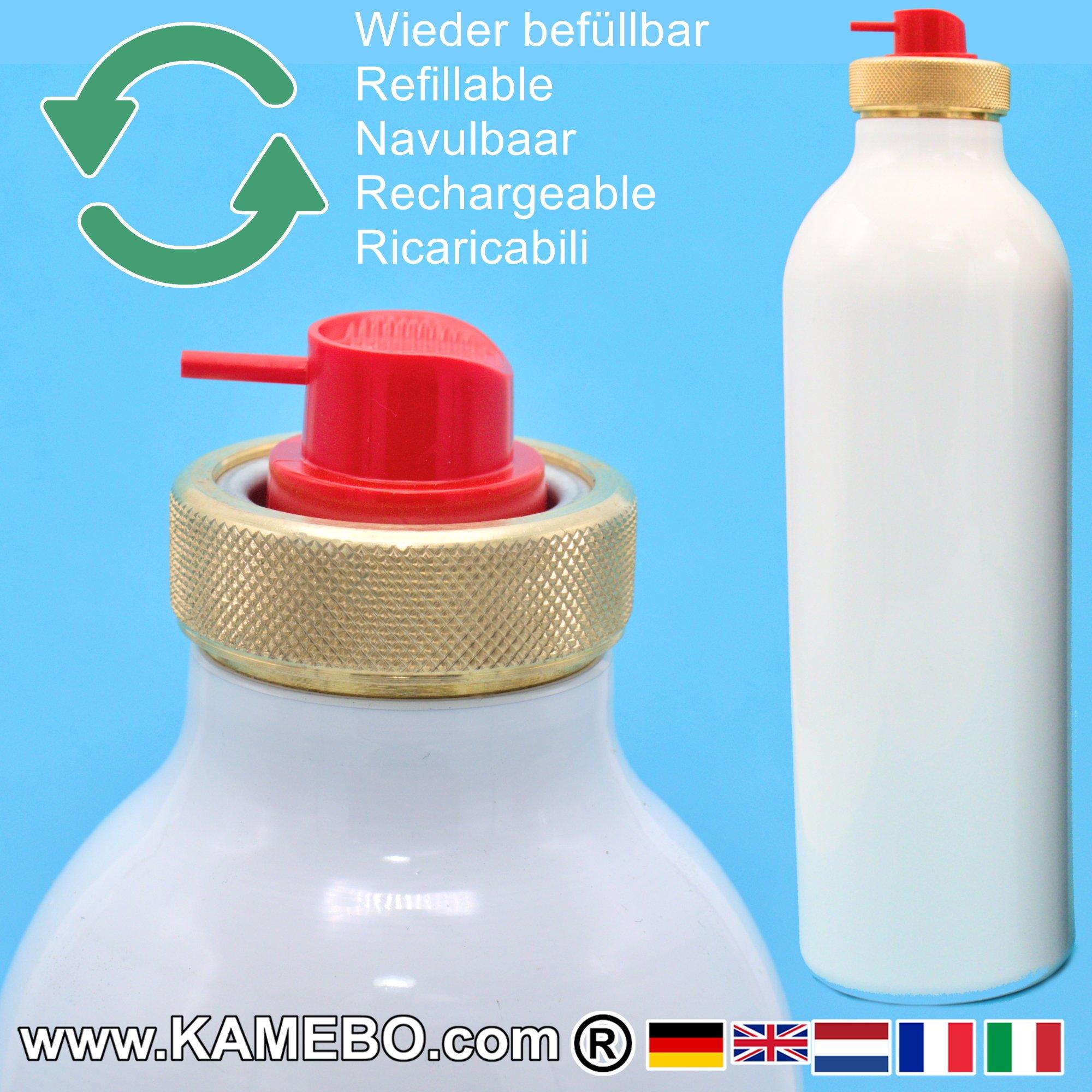Eco Sprayer Vaupel 4500 Refillable Spray Can