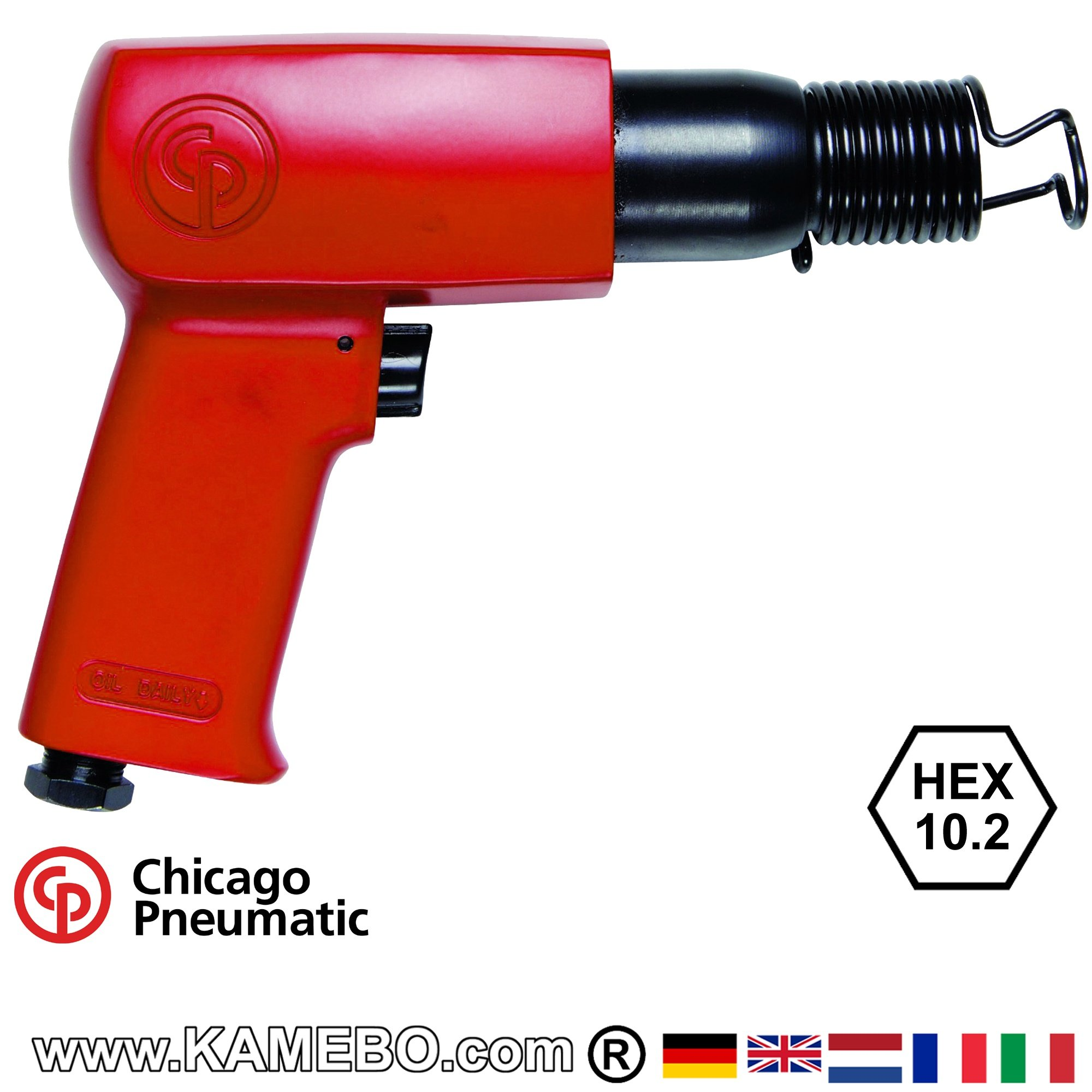Chicago pneumatic marteau burineur pneumatique cp7111hex kamebo - Marteau burineur pneumatique ...