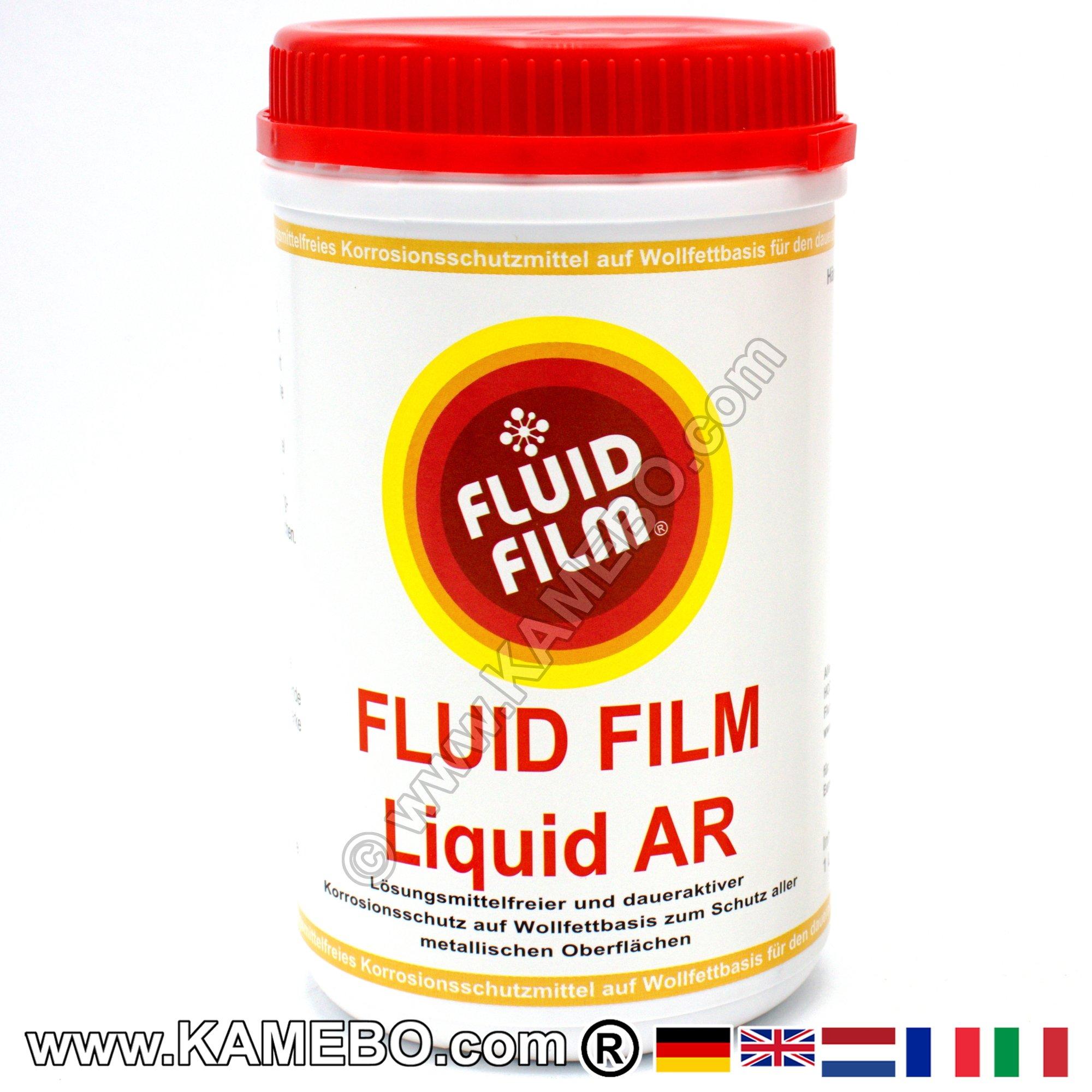 fluid film liquid ar rostschutzfett 1 liter kamebo. Black Bedroom Furniture Sets. Home Design Ideas