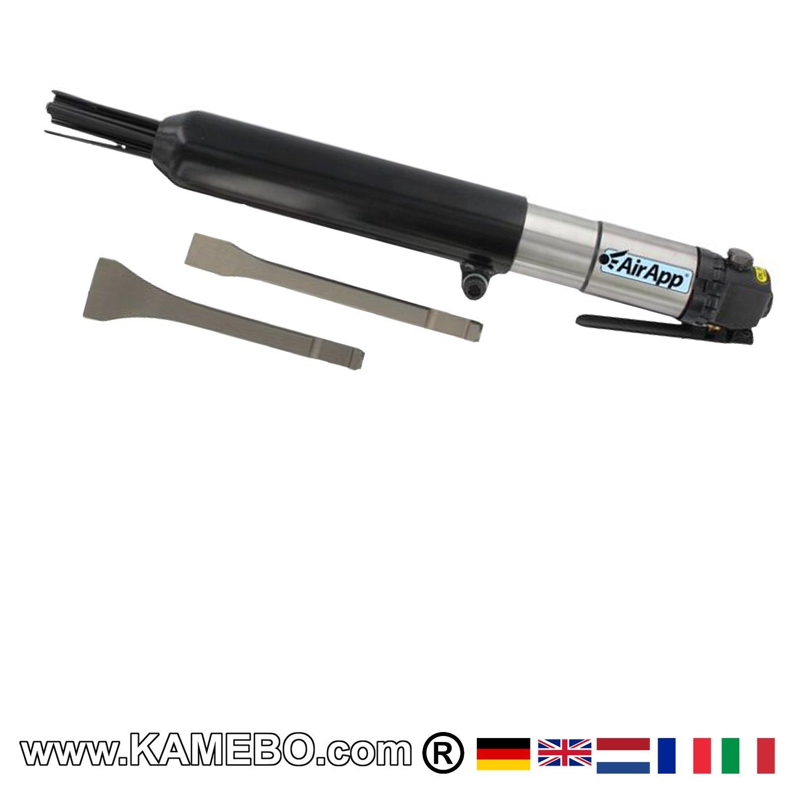 Airapp d capeur aiguilles pneumatique et marteau burineur gn5 kamebo - Marteau burineur pneumatique ...