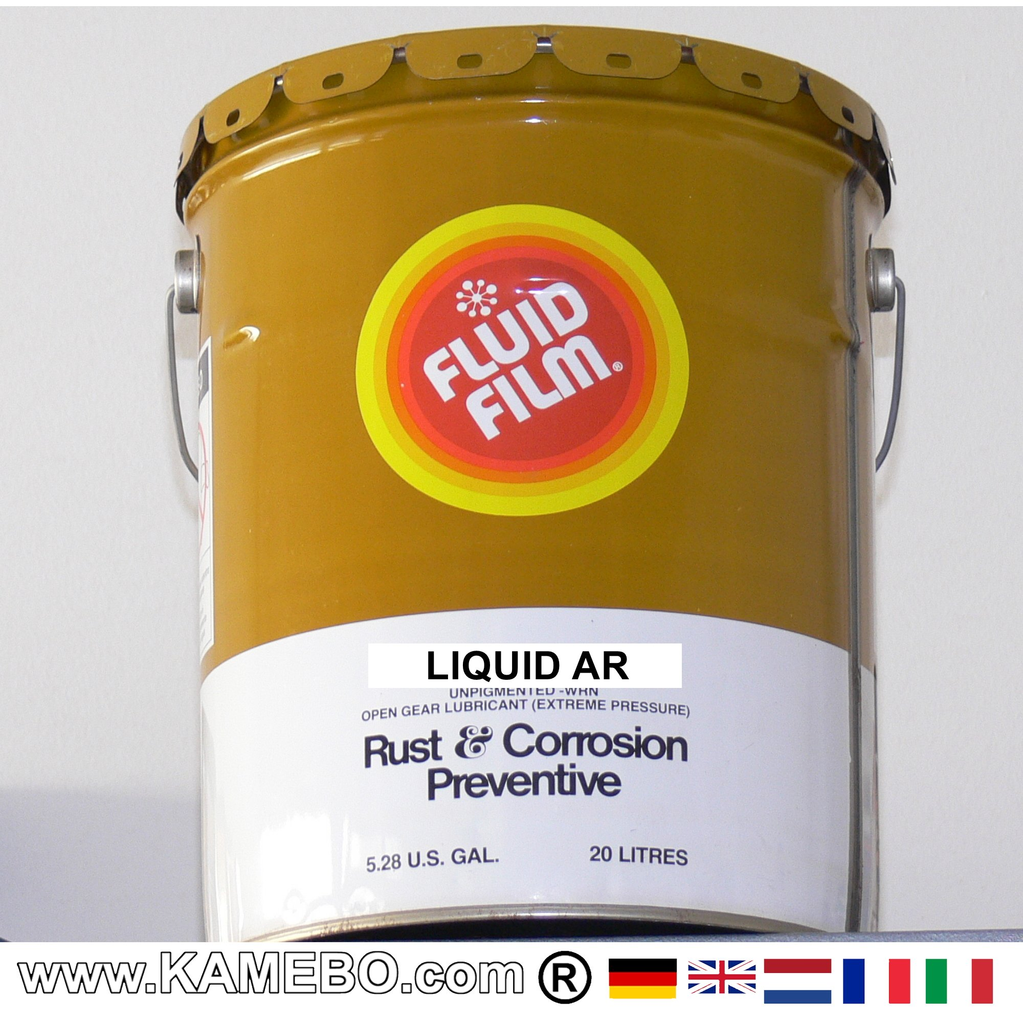premium rust protection grease fluid film liquid ar kamebo. Black Bedroom Furniture Sets. Home Design Ideas