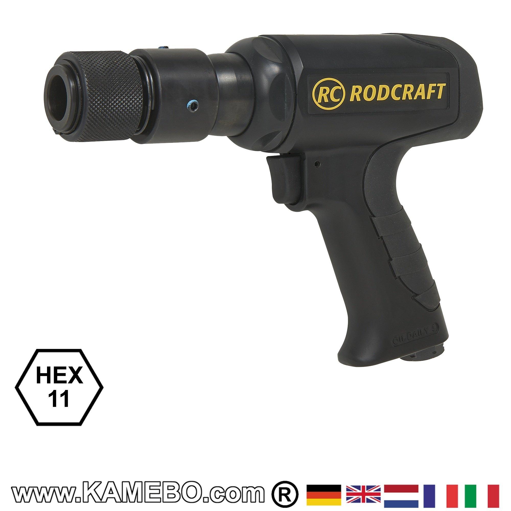 Rodcraft marteau burineur pneumatique rc5185k s kamebo - Marteau burineur pneumatique ...