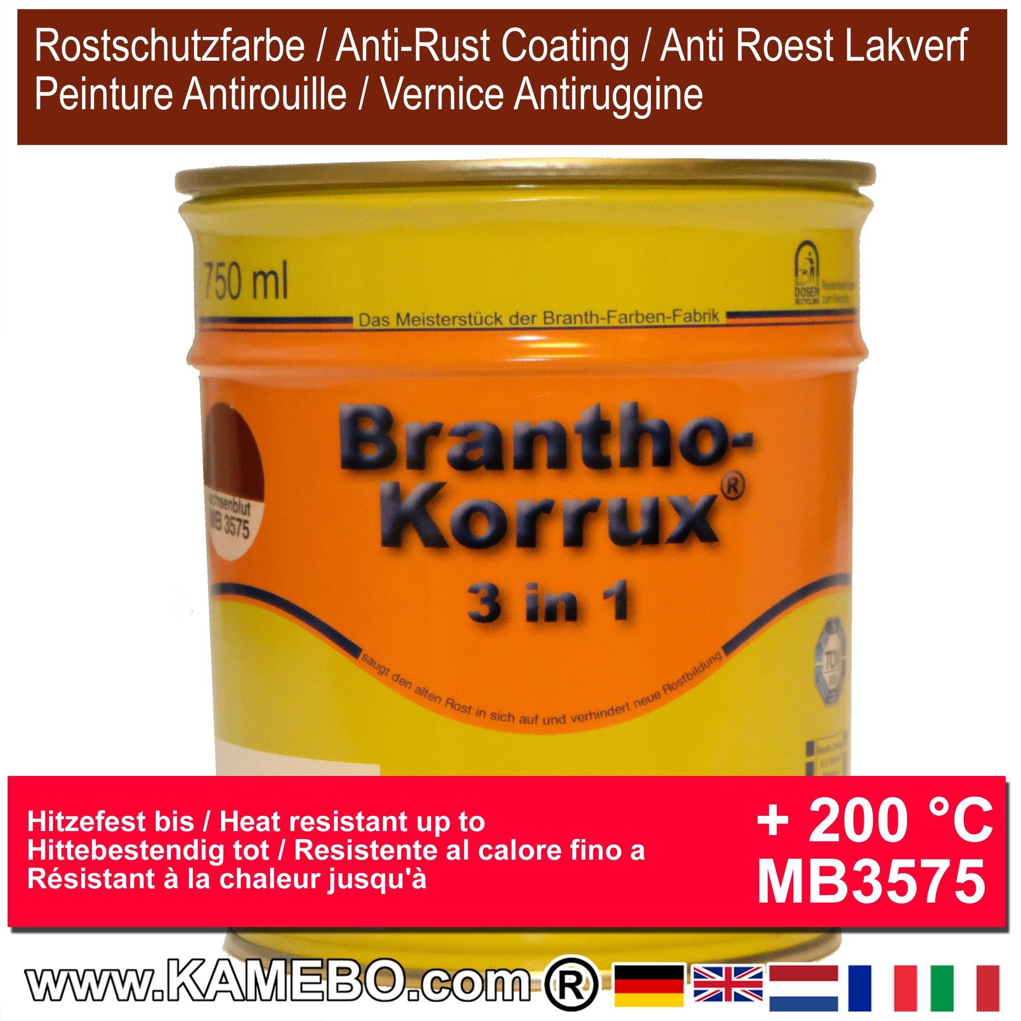 brantho korrux 3in1 anti rust coating mercedes benz mb3575. Black Bedroom Furniture Sets. Home Design Ideas