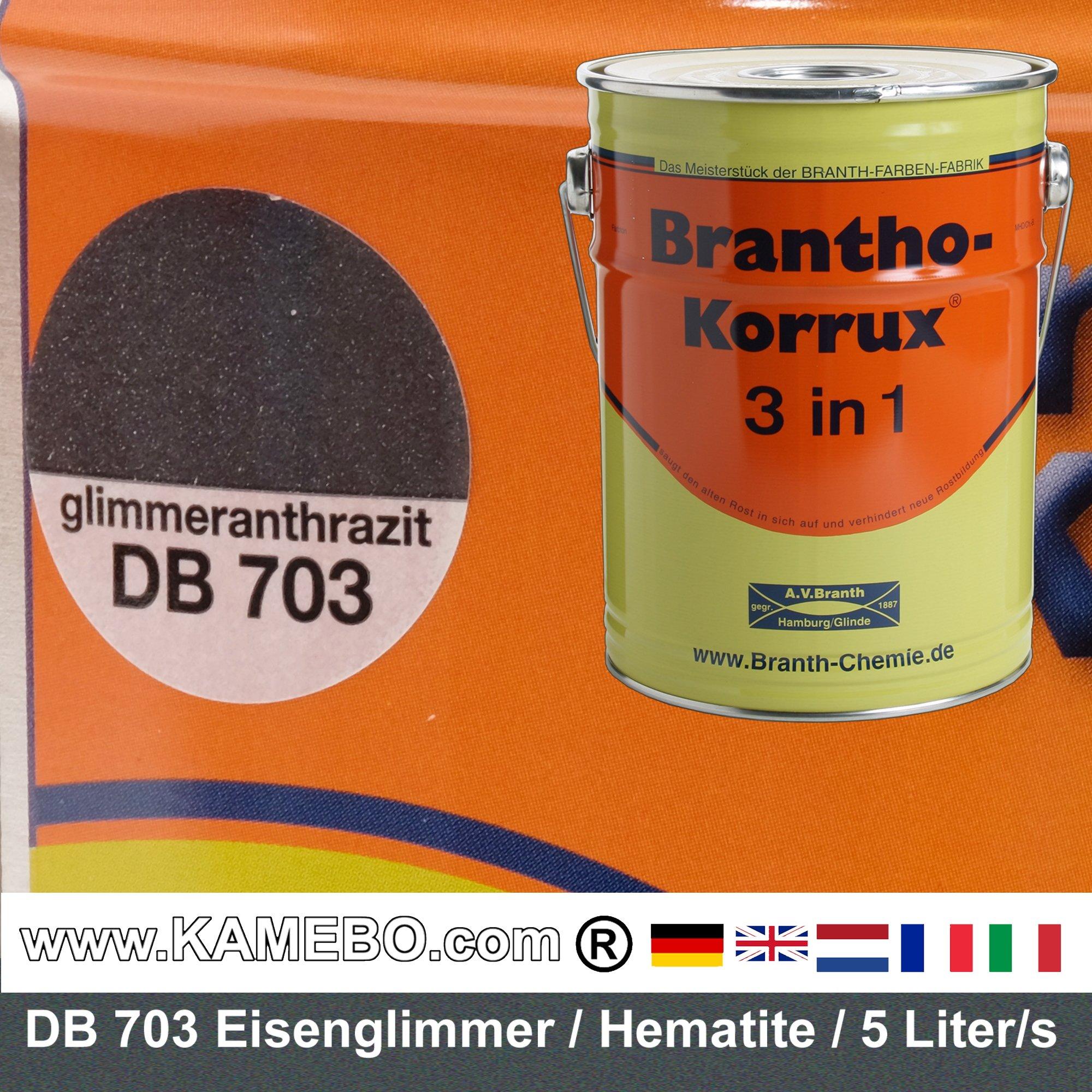 brantho korrux 3in1 peinture antirouille db 703 mica de. Black Bedroom Furniture Sets. Home Design Ideas