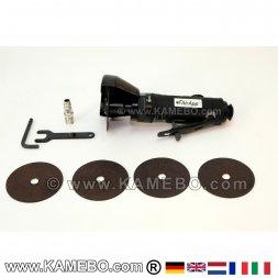 AirApp Mini Druckluft Trennschleifer SW2