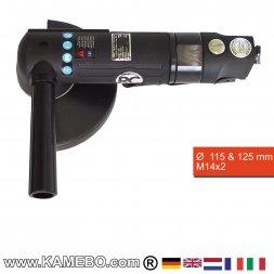 RODCRAFT Druckluft Winkelschleifer RC7166