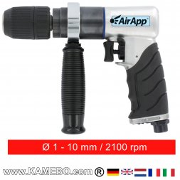 AirApp Druckluft Bohrmaschine GB5-4
