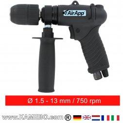 AirApp Druckluft Bohrmaschine GB7-4