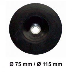 Stützteller für RODCRAFT Pistolenschleifer RC7150 2 Stück