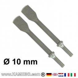 CHICAGO PNEUMATIC Schabermeißel Ø 10,2 mm 2 Stück