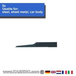 AirApp Sägeblätter für Stahl ZB-32 5 Stück