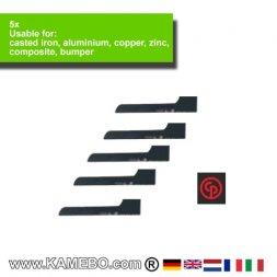CHICAGO PNEUMATIC Sägeblätter für Aluminium 24/CP7901K 5 Stück