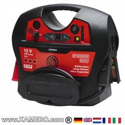 CHICAGO PNEUMATIC Batterieladegerät / Starthilfe Booster CP90500 12V