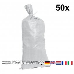 High Water Sand Bags 50 pieces