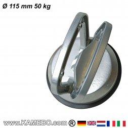Saugheber Ø 115 mm 50 kg