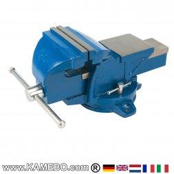 Schraubstock mit Schwenksockel 150 mm 15 kg