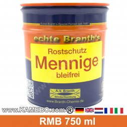 BRANTH's Minio Antiruggine RMB 750 ml