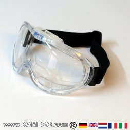 Safety Glasses PSA Full-view Goggles Chemical Protection