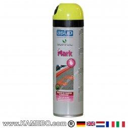 Baustellen Markierungsspray Gelb 500 ml Sprühdose