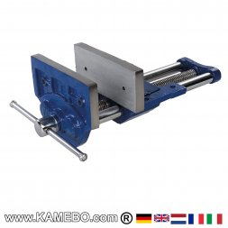 Zimmermanns-Schraubstock 180 mm 9,5 kg