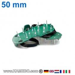 Nagelsohle / Nagelschuh mit 50 mm Nägeln