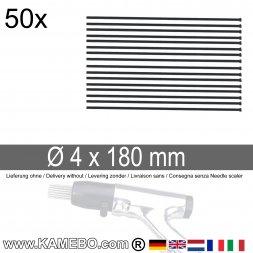 Nadeln für Nadelentroster 4x180 mm 50 Stück