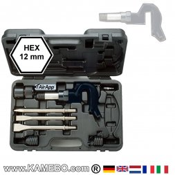 AirApp Druckluft Meißelhammer GH53-S1 Kit