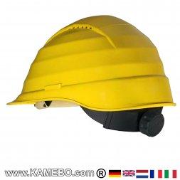 Schutzhelm Gelb