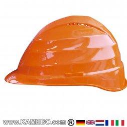 Schutzhelm Orange