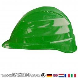 Schutzhelm Grün