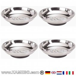 RODCRAFT Magnetic Tray MAGT1 Ø 150 mm 4 Pieces