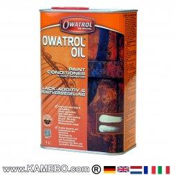 OWATROL RUSTOL Olio sigillatura antiruggine 1 Litro