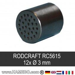 RODCRAFT Nadelplatte 5615 3 mm