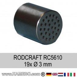 RODCRAFT Nadelplatte 5610 3 mm
