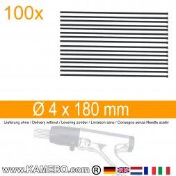 Nadeln für Nadelentroster 4x180 mm 100 Stück