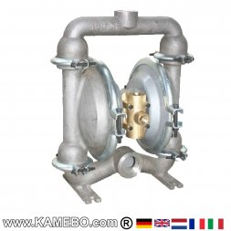 DP 40 SST Druckluft Doppelmembranpumpe