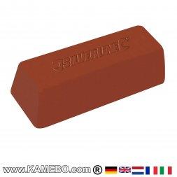 Polierpaste 500 Gramm Braun