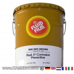 FLUID FILM WRN-EP Seilfett 20 Liter