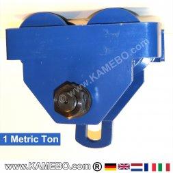 Laufkatze für Kran HJC-T1000 1 Tonne