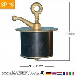 Teryair Rohrstopfen SP-15 90-115 mm