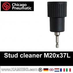 Bolzenreiniger Schraubenreiniger Stud cleaner CP M20x37L