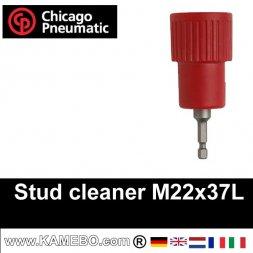 Bolzenreiniger Schraubenreiniger Stud cleaner CP M22x37L