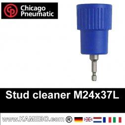 Bolzenreiniger Schraubenreiniger Stud cleaner CP M24x37L