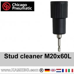 Bolzenreiniger Schraubenreiniger Stud cleaner CP M20x60L