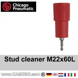 Bolzenreiniger Schraubenreiniger Stud cleaner CP M22x60L