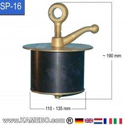 Teryair Rohrstopfen SP-16 110-135 mm