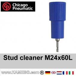 Bolzenreiniger Schraubenreiniger Stud cleaner CP M24x60L