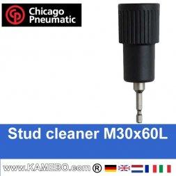 Bolzenreiniger Schraubenreiniger Stud cleaner CP M30x60L
