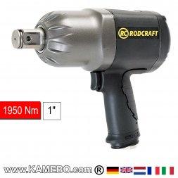 RODCRAFT Druckluft Schlagschrauber RC2405